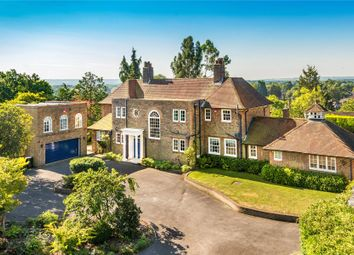 Thumbnail 5 bedroom detached house for sale in Woking, Surrey