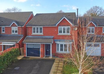 Thumbnail Detached house for sale in Canalside Close, Nantwich, Cheshire