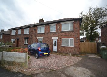 Thumbnail 3 bed semi-detached house to rent in Sale Lane, Tyldesley, Manchester