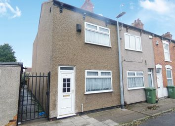 2 bed end terrace house for sale in Harold Street, Grimsby DN32