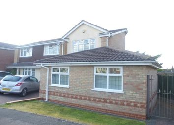 Thumbnail 5 bed flat to rent in Welland Close, Mickleover, Derby