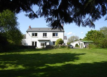 Thumbnail 5 bed detached house for sale in Wynd Hill, Manorbier, Tenby