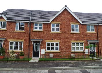 Thumbnail 2 bed town house to rent in Pilgrims Way, Gainsborough