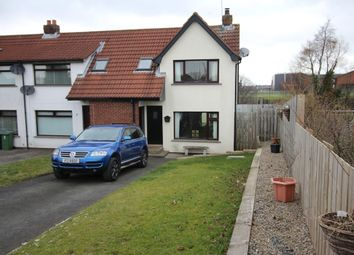 Thumbnail 2 bed terraced house for sale in Cayman Drive, Bangor