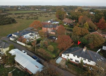 Thumbnail 3 bed cottage for sale in Rowes Lane, East End, Lymington