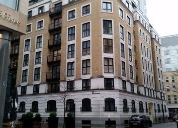 Thumbnail 1 bed flat to rent in Pepys Street, London, Ec3