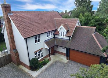 Thumbnail 4 bed detached house for sale in Hill House Lane, Needham Market, Ipswich