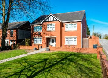 Thumbnail 5 bed detached house for sale in The Copse, Orrell Road, Orrell, Wigan