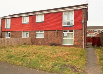 Thumbnail 2 bedroom flat to rent in Sunholme Drive, Wallsend