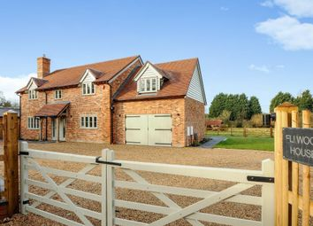 Thumbnail 4 bedroom detached house for sale in Osborne Lane, Warfield, Berkshire