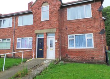 Thumbnail 3 bed flat for sale in Elm Avenue, Dunston, Gateshead