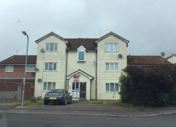 Thumbnail 1 bedroom flat for sale in Bishop Hannon Drive, Fairwater, Cardiff
