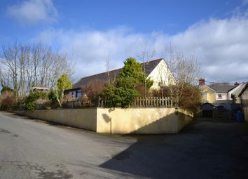 Thumbnail 3 bed detached bungalow for sale in Uzmaston, Haverfordwest
