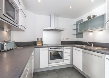 Thumbnail 1 bed flat to rent in Newton Place, London