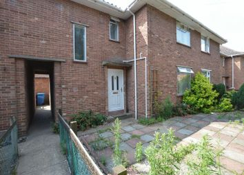 Thumbnail 3 bed terraced house for sale in Peckover Road, Off South Park Avenue, Norwich