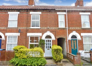 Thumbnail 3 bedroom terraced house for sale in Portland Street, Norwich