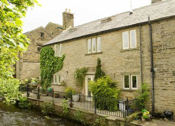Thumbnail 3 bed cottage for sale in Church Street, Hayfield, High Peak