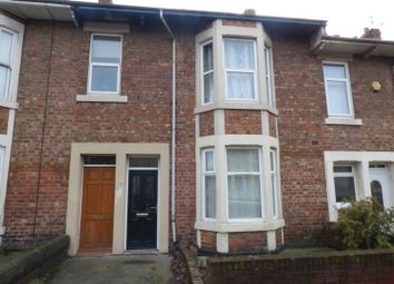 Thumbnail 2 bed flat for sale in Warwick Street, Heaton, Newcastle Upon Tyne