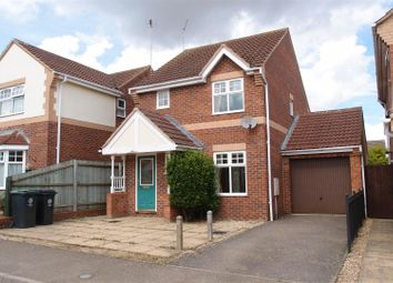 Thumbnail 3 bed detached house to rent in Creed Road, Oundle, Peterborough