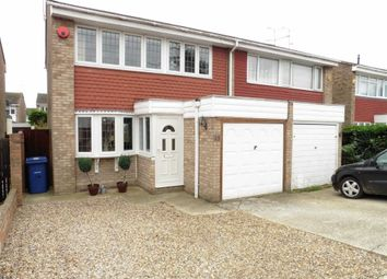 Thumbnail 3 bed semi-detached house to rent in Clyde, East Tilbury, Tilbury