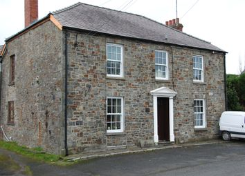 Thumbnail 4 bed detached house for sale in Llansadwrn, Llanwrda, Carmarthenshire, West Wales