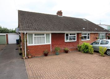 Thumbnail 2 bed semi-detached bungalow for sale in Mavesyn Close, Hill Ridware, Rugeley