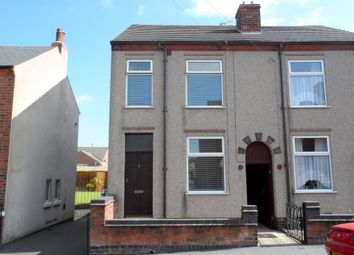 Thumbnail 3 bedroom semi-detached house to rent in Norman Road, Ripley