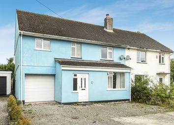 Thumbnail 4 bed semi-detached house for sale in Fell Close, Yealmpton, Plymouth