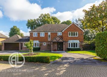 Thumbnail 4 bedroom detached house for sale in St. Marys Close, Aston, Stevenage