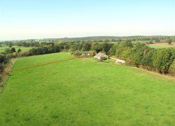 Thumbnail  Land for sale in Oaklands House, Wood Lane, Braydon, Wiltshire