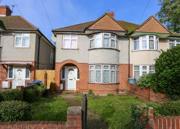 Thumbnail 3 bed semi-detached house for sale in Carew Road, Mitcham, Surrey