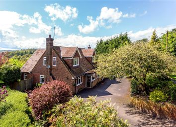 Thumbnail 4 bed detached house for sale in Beech Road, Merstham, Surrey