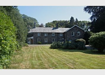 Thumbnail 7 bed detached house for sale in Penrhyndeudraeth, Penrhyndeudraeth