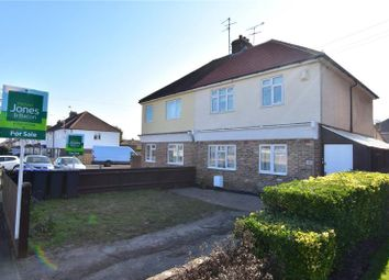 Thumbnail 2 bedroom flat for sale in Crabtree Lane, Lancing, West Sussex
