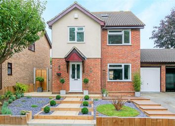 Thumbnail 4 bed detached house for sale in Quilter Drive, Belstead, Ipswich
