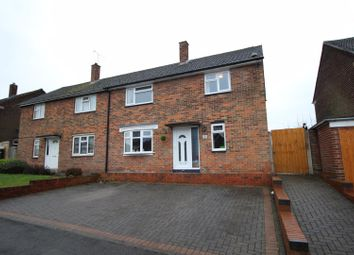 Thumbnail 4 bed semi-detached house for sale in Brackenwood Road, Stapenhill, Burton-On-Trent