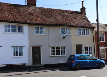 Thumbnail 2 bedroom terraced house to rent in Bridge Street, Hadleigh, Ipswich, Suffolk