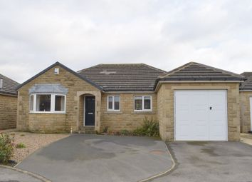 Thumbnail 3 bed detached bungalow for sale in Vicarage Meadows, Cinderhills, Holmfirth