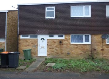 Thumbnail 4 bed terraced house to rent in Bloomsbury Gardens, Houghton Regis, Dunstable