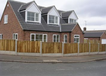 Thumbnail 3 bed detached house to rent in Salisbury Road, Mansfield