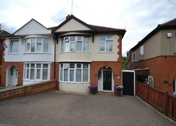 Thumbnail 3 bed semi-detached house for sale in Rothersthorpe Road, Far Cotton, Northampton