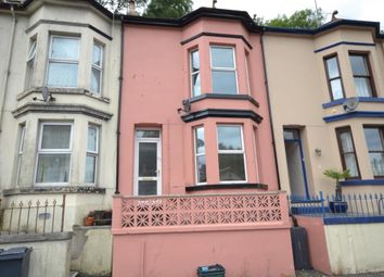Thumbnail 3 bed terraced house for sale in Glenmore Road, Brixham, Devon