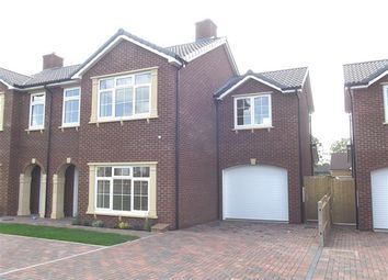 Thumbnail 4 bed semi-detached house to rent in Rye Road, Hoddesdon