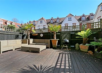 Thumbnail 4 bedroom property for sale in Fisher's Close, London