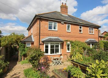 Thumbnail 3 bed semi-detached house for sale in Petersfield Road, Cheriton, Alresford