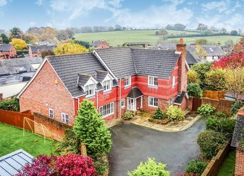 5 bed detached house for sale in Onnen Gardens, Trefonen, Oswestry, Shropshire SY10