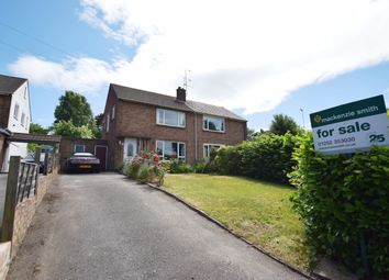 Thumbnail 3 bed semi-detached house for sale in Field Lane, Frimley, Camberley