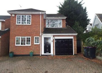 Thumbnail 4 bed detached house for sale in Main Road, Tower Park, Hullbridge, Hockley