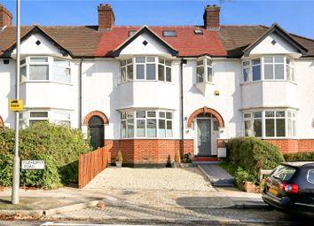Thumbnail 4 bed terraced house for sale in Tilehurst Road, London