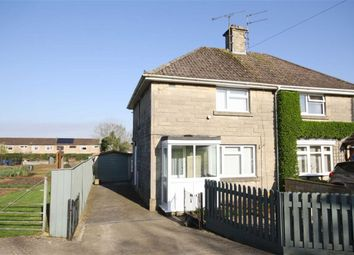 Thumbnail 2 bed semi-detached house for sale in Ladyfield Road, Chippenham, Wiltshire
